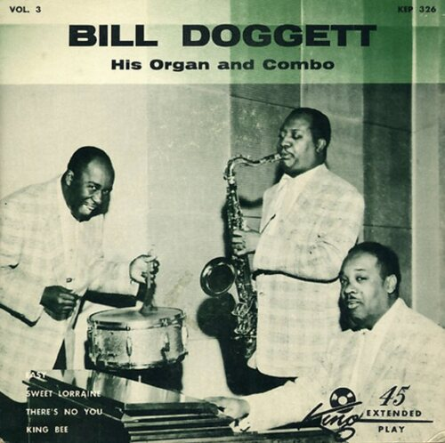 "Bill Doggett : CD "" The Organ & Combo Volume 1 - 1952-1954 "" SB Records DP 121 [ FR ]"