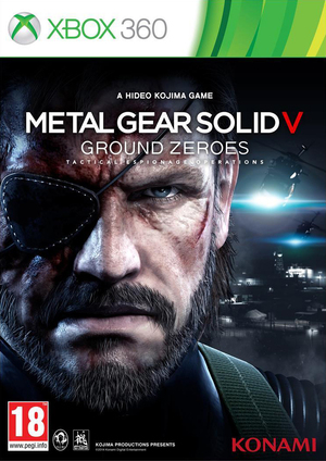 Meta Gear Solid V : Ground Zero