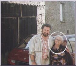 Hommage à des anciens . Madame Robert  Trévron 22