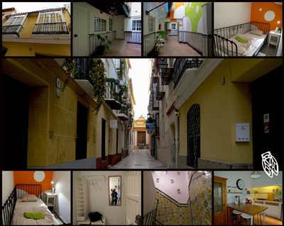 Andalousie 2015 - Hébergements
