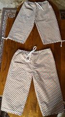 Pantalon légers anti-moustiques !