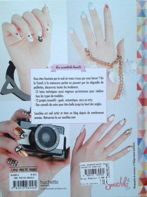 livre nail art souchka