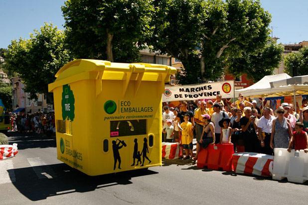 Photos  Caravene  Publicitaire  TOUR  DE  FRANCE