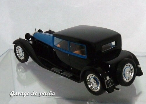 Bugatti Royale Type 41 Kellner