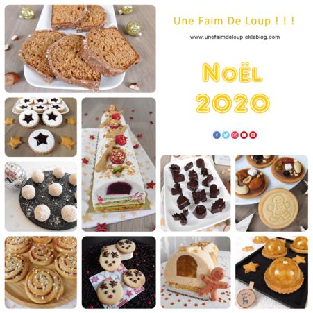 Noël 2020 : Toutes mes gourmandises