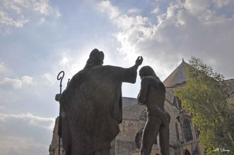 Saint-Remi-baptisant-Clovis