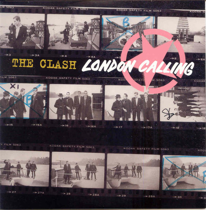 Side by Side 116 : London Calling - The Clash(remix 2012)/Collectif d'artistes