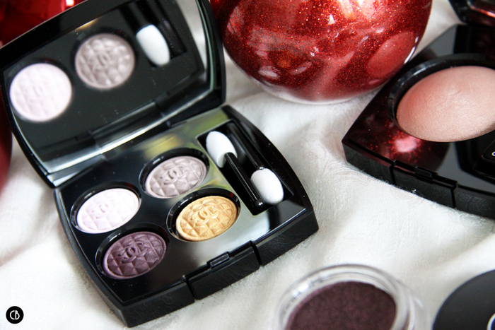 La collection Rouge Noir Absolument de Chanel