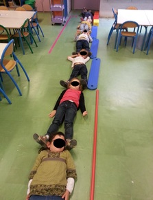 La ligne horizontale
