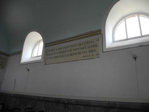 Le temple de Labastide de Virac