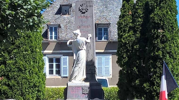 St Côme d'Olt balade et repos.
