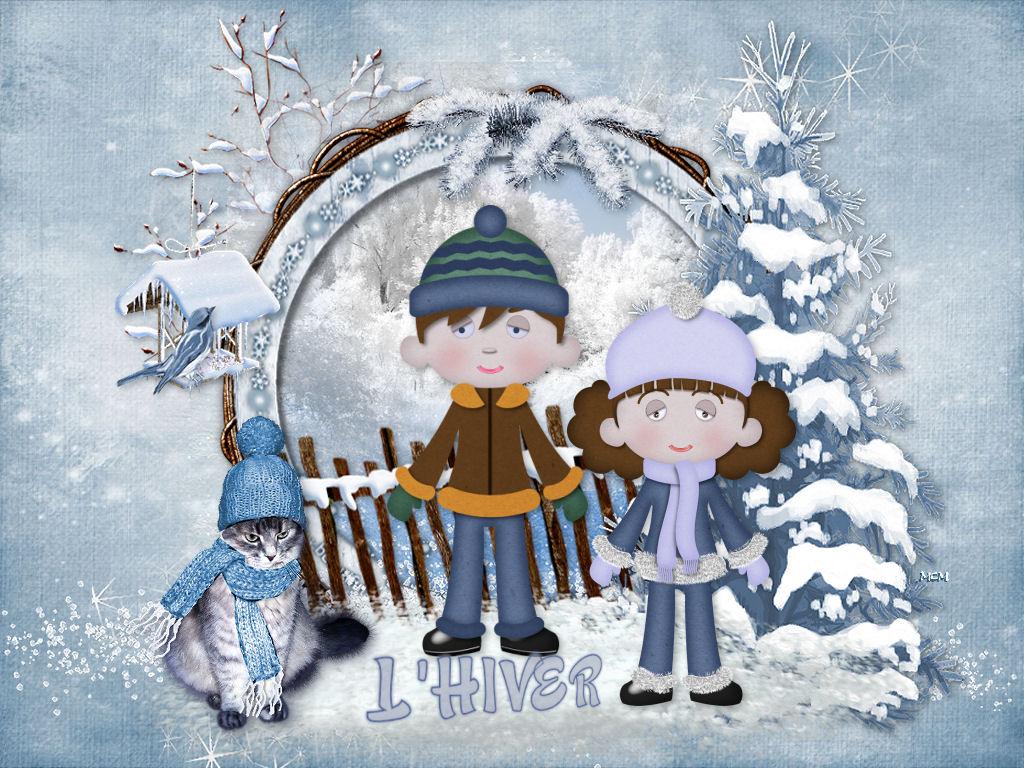 Fond d 39 cran hiver 2013 mcreations for Fond ecran gratuit hiver noel