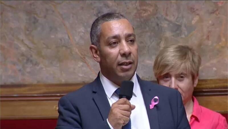Le député lrem mustapha Laabid