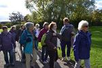 La promenade du 20 octobre à la Colline aux Oiseaux