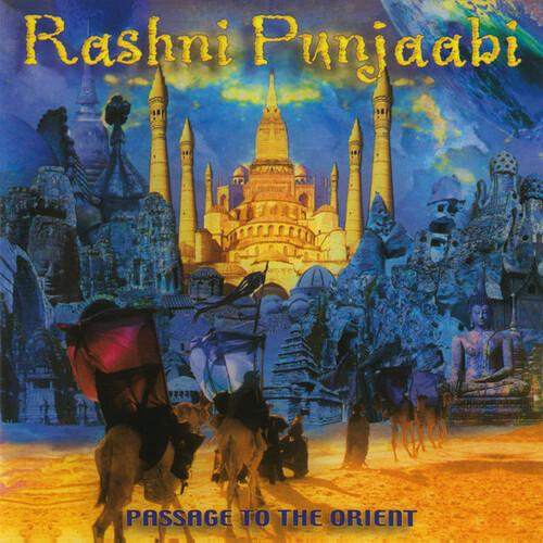PUNJAABI, Rashni - Mountain of Wisdom  (Musique du monde)