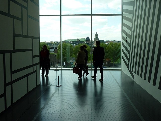 Galeries du Centre Pompidou-Metz 7 Marc de Metz 29 02 2013