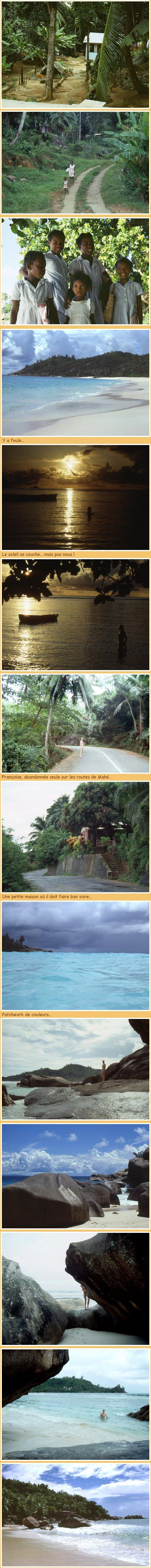 Les Seychelles - 2