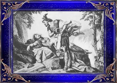 Sigurd et Brunehilde