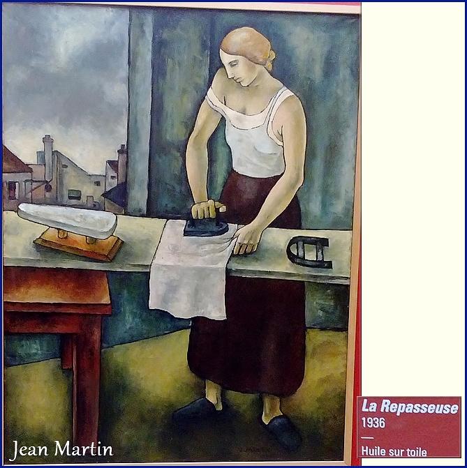Jean Martin, de l'atelier à la scène