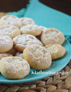 Petits gâteaux fourrés à la Halva turque