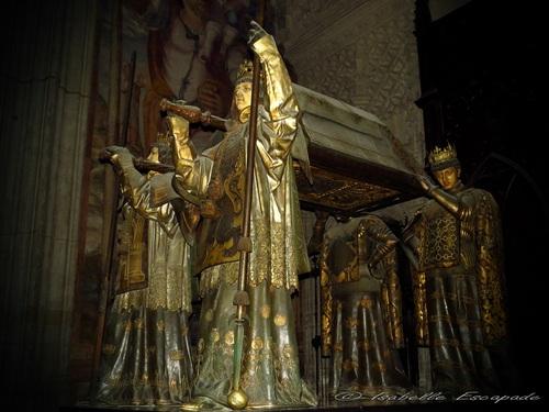 Séville me fait... sa Reine Espagnole !