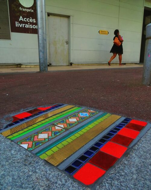 Colorer les rues