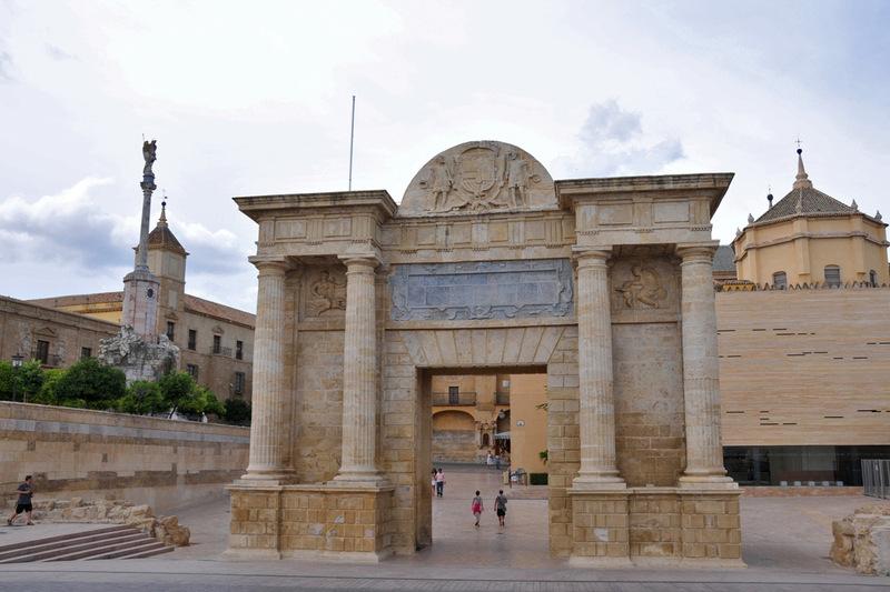 Cordoue, Porte du Pont