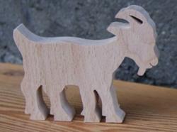L'année chinoise de la chèvre de bois