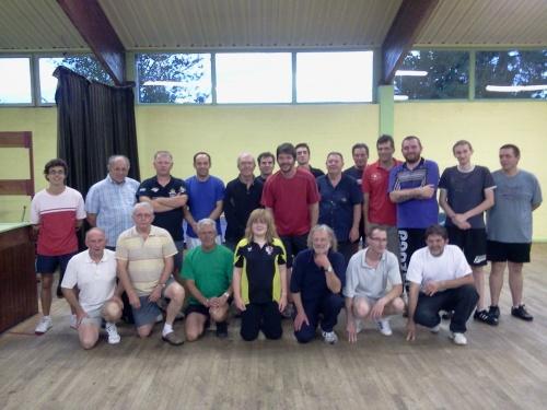 Tournoi interne du 10 septembre 2011  à Molliens-Dreuil :