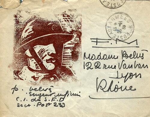 Carte 39/ 26/11/1939