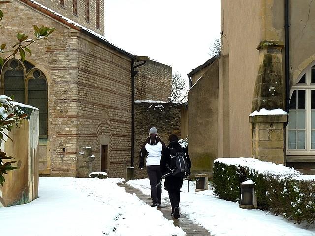 Metz sous la neige 9 Marc de Metz 24 02 2013