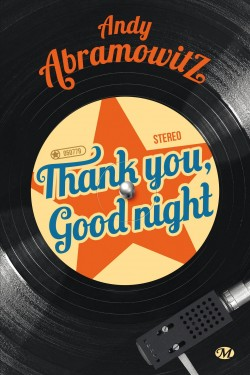 Couverture de Thank You, Goodnight