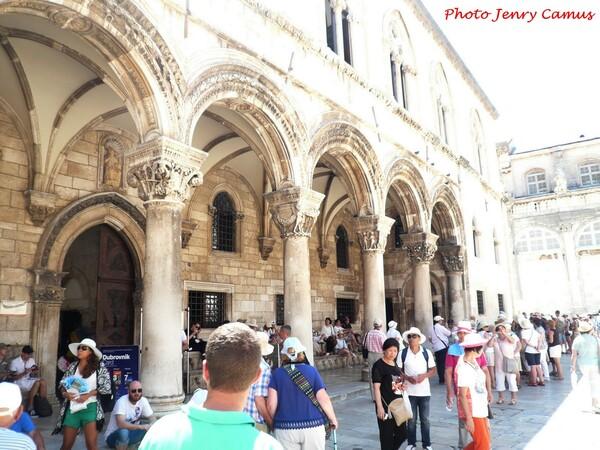 Jenry Camus s'est rendu en Croatie sur les traces du maréchal Marmont...