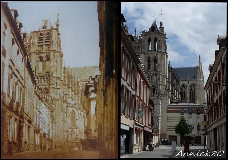Amiens Avant/Après