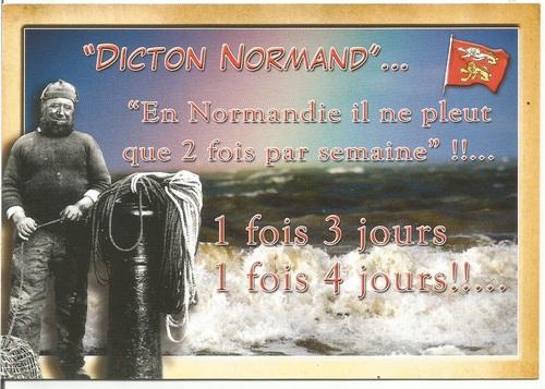 Je ne suis pas Normande