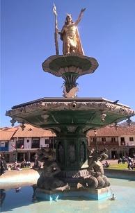 place centrale Cuzco