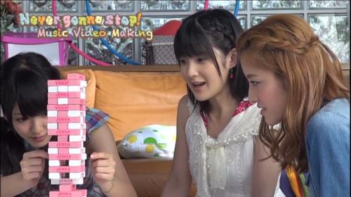 "Buono! ""Never gonna stop"" Making-ok Screenshots"