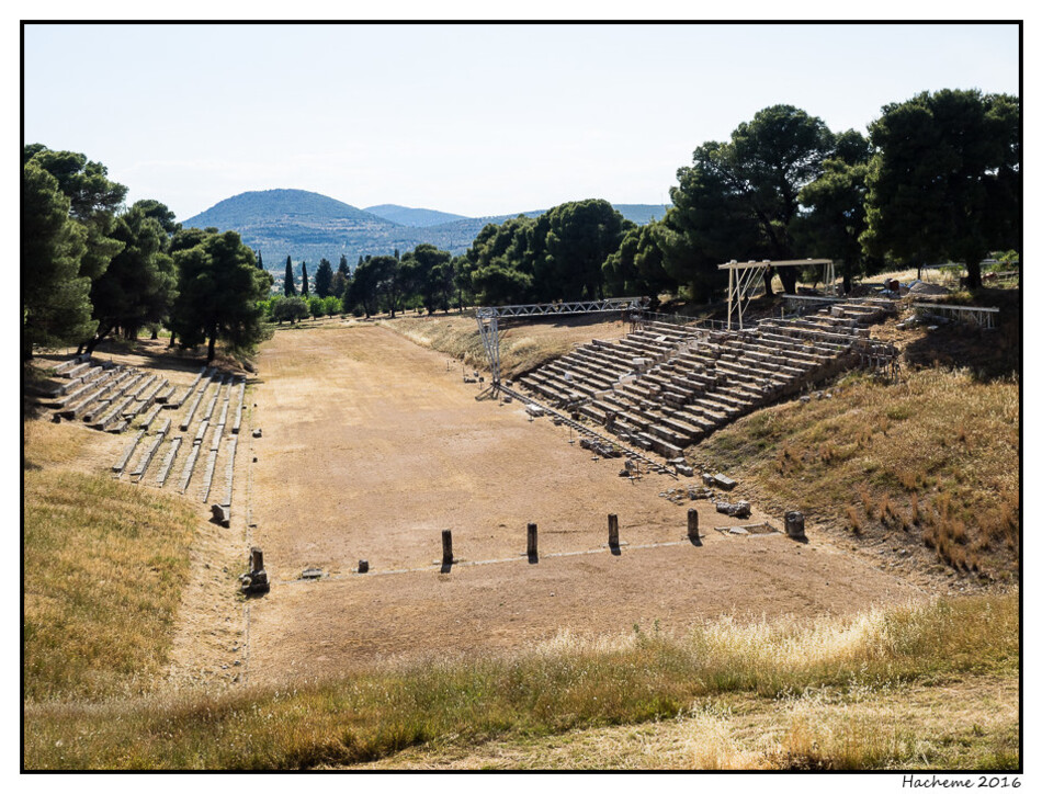 Stade d'Epidaure