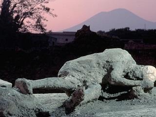 Pompeï est très à la mode en ce moment ...