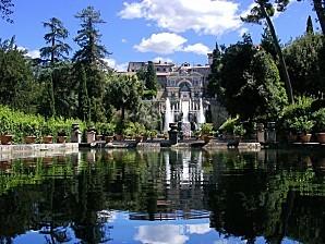 Villa dEste-Lazio-Province of Rome-Tivoli Italy-image