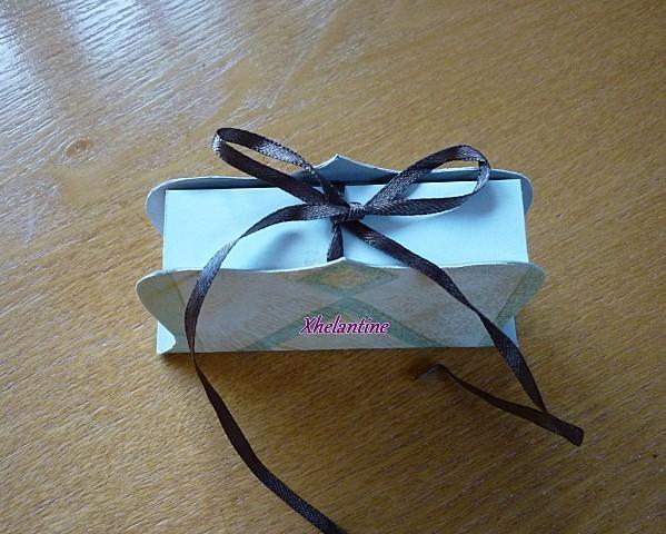 boite cartonnée 2