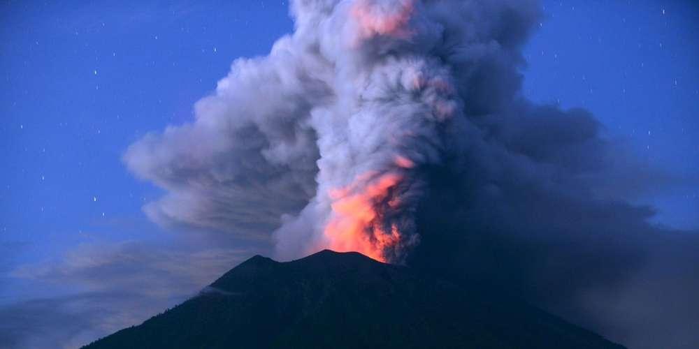 Volcan en alerte