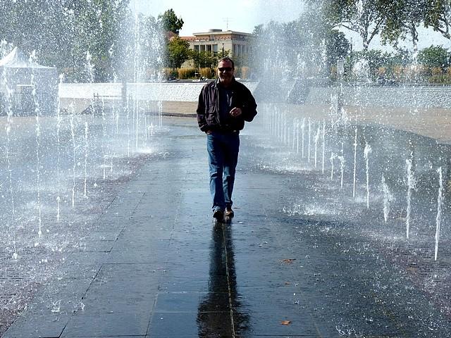 La fontaine de la République à Metz 4 Marc de Metz 20 09