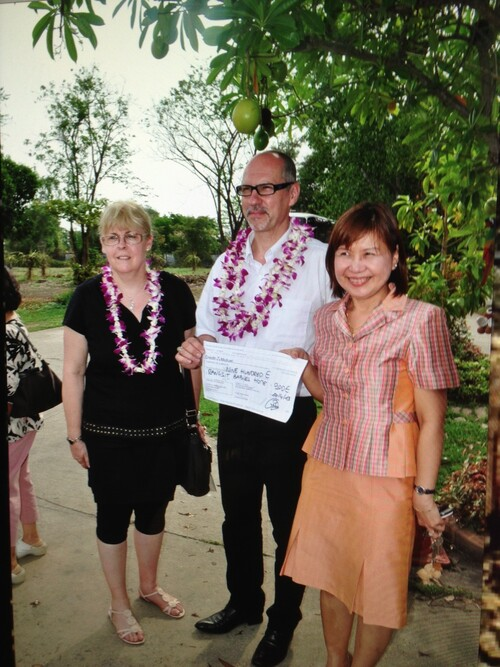 quelques personnalités du monde de l'adoption thaïlandais