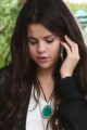 CANDIDS : Selena quittant le Nine Zero One