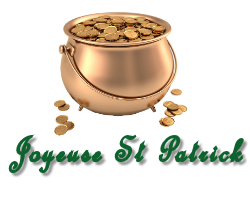 Joyeuse St Patrick