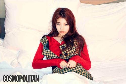 Suzy pour Cosmopolitan