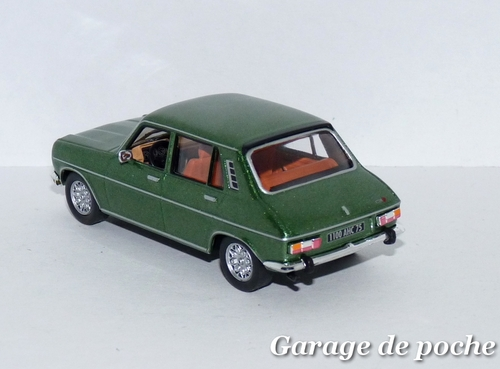 Simca 1100 TI 1975