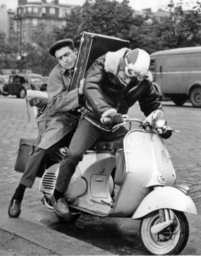 'Les Motards' : Jean-Marc Thibault (1923-2017)