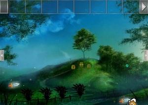 Jouer à Mysterious fantasia forest escape